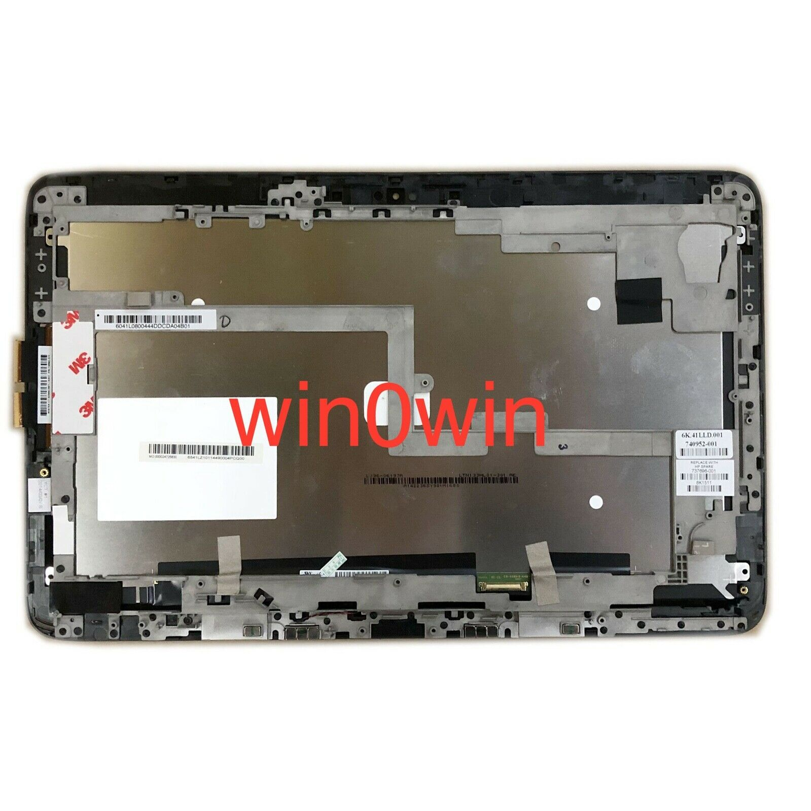 Lcd Screen Touch Digitizer Assembly For 13 3 Hp Spectre X2 13 H200ef 740952 001 Ebay