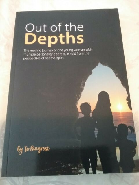 Out of the Depths by Jo Ringrose Book The Cheap Fast Free Post