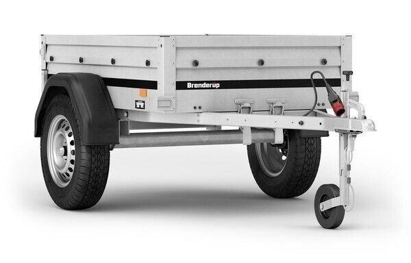 Ladtrailer, Brenderup 1150 S TILT - NYHED 2018 !, lastevne
