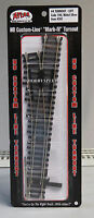 Atlas Ho 4 Turnout Left Code 100 Black Tie Nickel Silver Rail Train Track 281