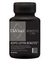 Davinci Labs Adipo-leptin Benefits 60 Caps