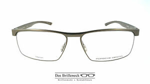 original porsche design brille p 8289 farbe c gun ebay. Black Bedroom Furniture Sets. Home Design Ideas