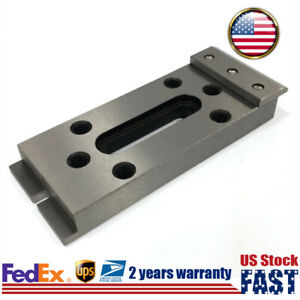 Stainless Steel Fixture Tool Wire EDM Fixture Board For Clamping /& Leveling
