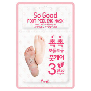 PRRETI-So-Good-Foot-Peeling-Mask-3-Step-Program-1pair-BEST-Korea-Cosmetic