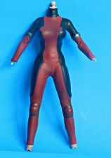 1/6 Scale Toys Era Hot Lady Katana JUMPSUIT sexy suit plus female BODY deadpool