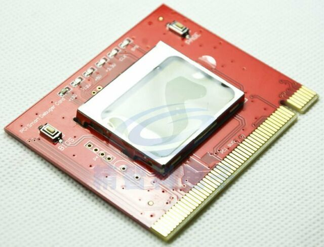 NEW PC PCI Diagnostic Debug Post Test Card Motherboard Tool with LCD screen