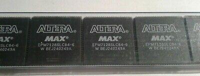 IC ALTERA PLCC-84 EPM7128SLC84-15N 10PCS  Programmable Logic Device CPLD