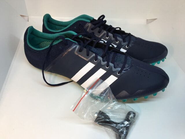 quality design 1b827 808fa Adidas Track Shoes Adizero Prime Finesse Distance Spikes AF5647 Mens Size  13