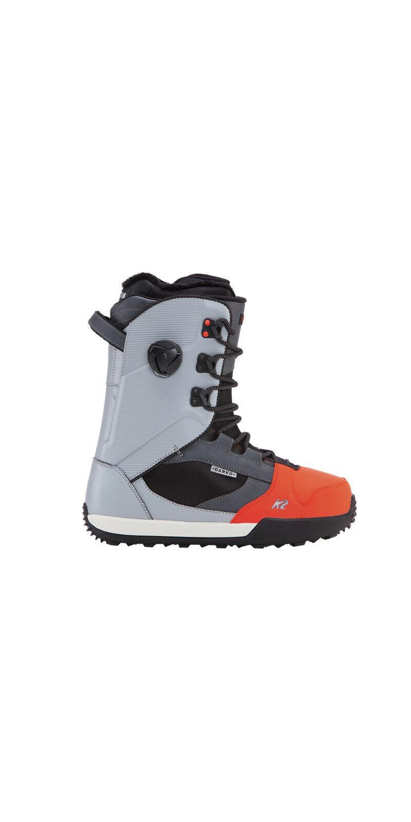 Stiefel Snowboard Stiefel K2 Darko conda grau 2018