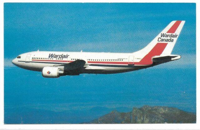 WARDAIR CANADA A310 - 300