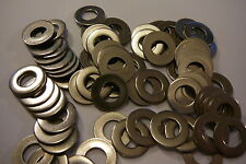 M8 STAINLESS STEEL WASHERS 50 PACK (GRADE A2)