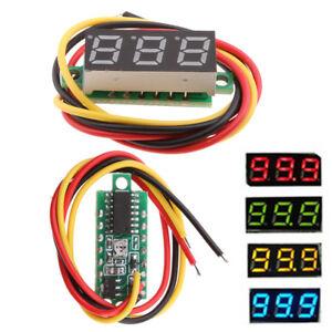 Details about 4Pcs DC 0-100V 0 28
