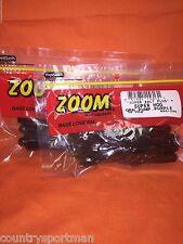 2 PCKS ZOOM Super Hog #085-248 Green Pumpkin Purple 10cnt