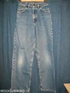 Levis-Jeans-Size-Slim-16-Youth-100-cotton