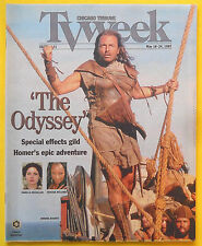 Armand Assante THE ODYSSEY Chicago Tribune TV Week guide magazine May 18 1997