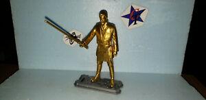 Disney Star Wars Action Figure Obi Wan Kenobi Commemorative Gold edition 2013