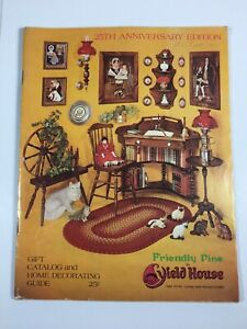 Details About Friendly Pine By Yield House Catalog Furniture Cabinets Fall 1971 Vintage