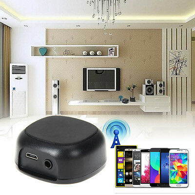 Wireless Bluetooth 4.1 A2DP 3.5mm Stereo Audio Music Dongle Receiver Adapter Hot