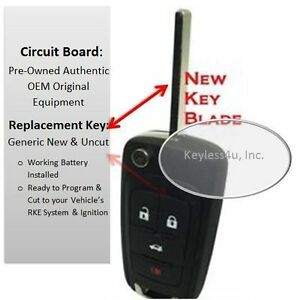 keyless-entry-remote-fits-2013-13-Cruze-Chevy-control-new-flip-key-keyfob