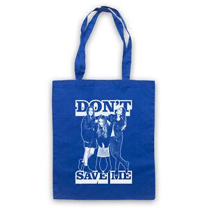 Don't Save Me Haim Unofficial Indie Rock Band Sisters Tote Bag Life Shopper Schrecklicher Wert