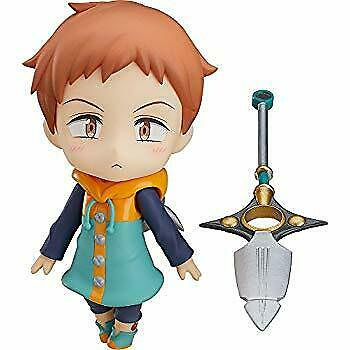 Nendoroid The Seven Deadly Sins re Painted movable cifra Smile azienda FS