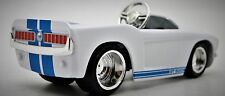 1 Pedal Car Ford Mustang GT 1968 A Hot Rod Vintage T Metal Body Midget Model 40