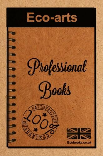 LANDSCAPE  Sketch Book Pad scrapbook bright card wood Hardback Spiral Bound