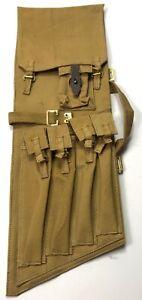 WWII-BRITISH-ENFIELD-GUN-STEM-CARRY-CASE-KHAKI