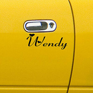 2-x-Personalised-Name-Vinyl-Sticker-Decal-Car-Bumper-Window-Laptop-Wall-Mirror