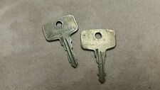Snap On ToolBox Replacement Keys Series KZ 1-400 Please Specify Key Number