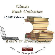 Kindle & Mobi Library { Fiction ~ Classics ~ History ~ Educational ~ Etc} on DVD