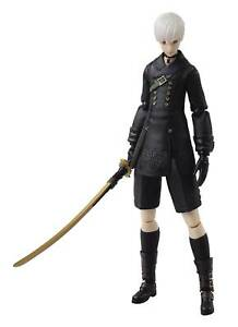 Nier Automata - Bring Arts - Yorha No. 9 Type S Action Figure - New