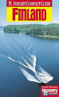 Finland Insight Compact Guide (Insight Compact Guides), , Very Good Book