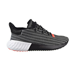 70adc5605fada Adidas Tubular Dusk Primeknit Men s Shoes Core Black Cloud White ...