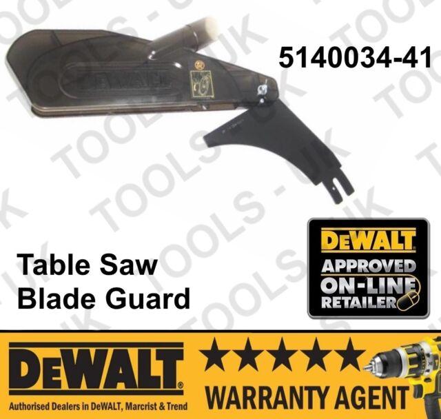 Dewalt blade guard for table saw dw745 5140034 41 ebay dewalt table saw blade guard dw745 5140034 41 greentooth Image collections
