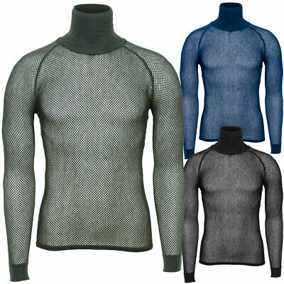 EIGO COMPRESSION BASE LAYER BODY ARMOUR 4-WAY STRETCH THERMAL UNDEE SHIRT TOP