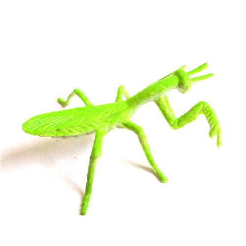 Modelo de plástico 8 un.//set Reptiles Insectos Figuras Niños sorpresa juguetes educativos lduk