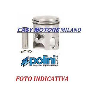 Kit piston complet neuf PIAGGIO CIAO-BRAVO-SUPERBRAVO-SI-GRILLO-CBA   196116