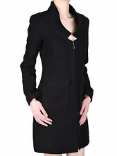 NEW Miss Sixty model Rosie black winter coat S RRP £189