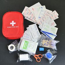 Trousse de premiers secours-120 pièces-survie-voiture-voyage-secours_sos