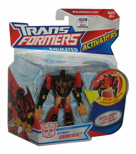 Transformers Animated Activators GRIMLOCK Complete