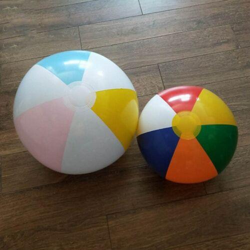 Aufblasbar Panel Strand Ball Zum Urlaub Schwimmbad Spiel Party Spielzeug