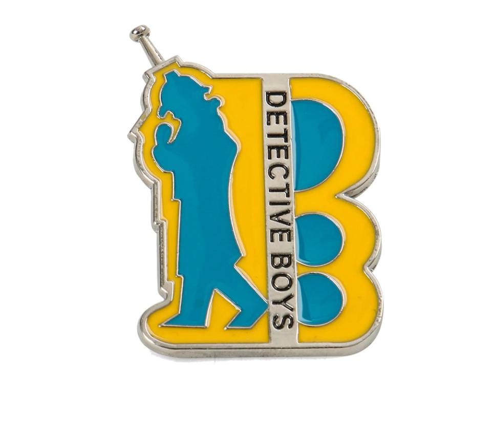 Detective Boys Cosplay Detective Conan Badge Pin Collection