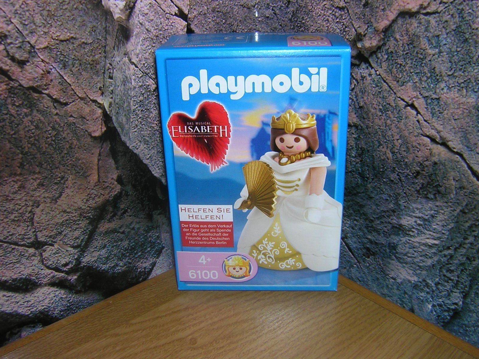 (A 3) 6100 Elisabeth Musical Sissi Figurine Spéciale NEUF   Emballage d'origine