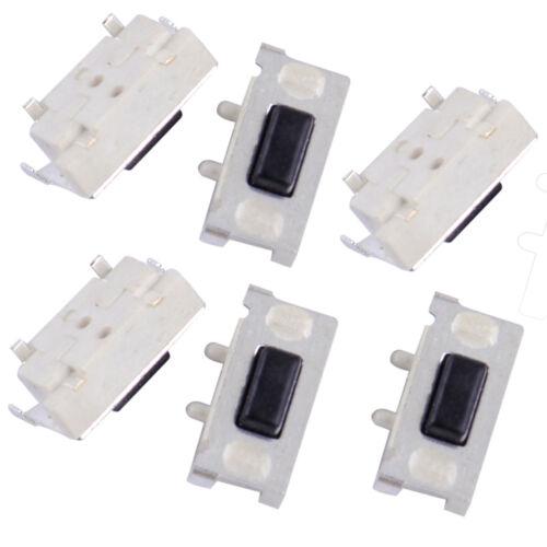 20Pcs 7 mm x 3.5 mm x 3 mm Tact Switch SPST momentané bouton poussoir SMD SMT Tactile