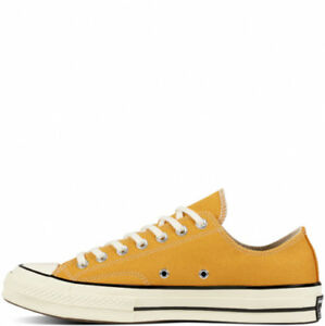 a5f99c6bf95 Image is loading New-Converse-Chuck-70-Vintage-Canvas-Sunflower-162059C-