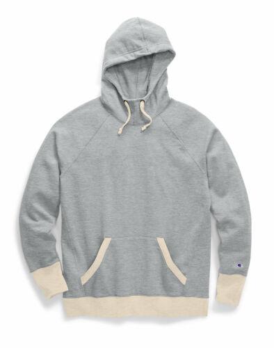 Champion Women/'s Sweatshirt Hoodie Powerblend Fleece Pullover Scuba Hood Kanga