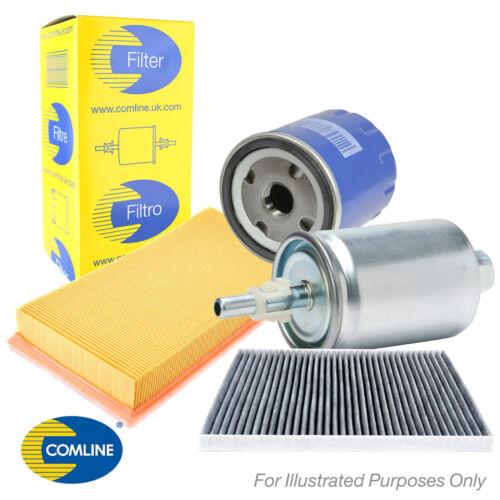Genuine Comline Air Fuel Oil /& cabine pollen Filtre Service Kit