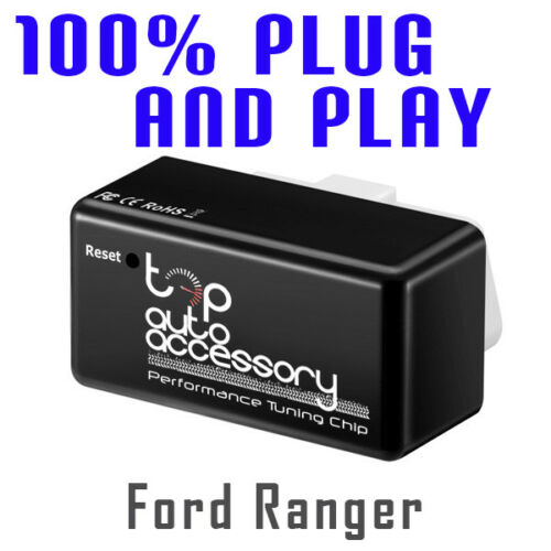 Performance Tuning Tuner Speed OBDII OBD2 OBD 2 II Chip for Module Ford Ranger