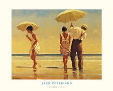 Jack Vettriano Mad Dogs Poster Kunstdruck Bild 60x80cm